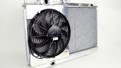 CSF Radiator Full Slim Mitsubishi Evo 7/8/9