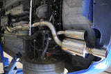 EVS Tuning 70-SSP Exhaust for Honda S2000