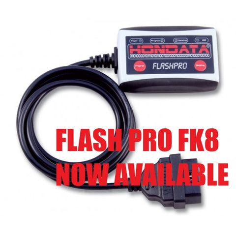Hondata FlashPro Civic Type R FK8 US 2017