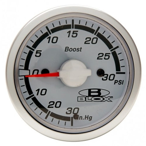 Blox Racing 52mm Boost Gauge