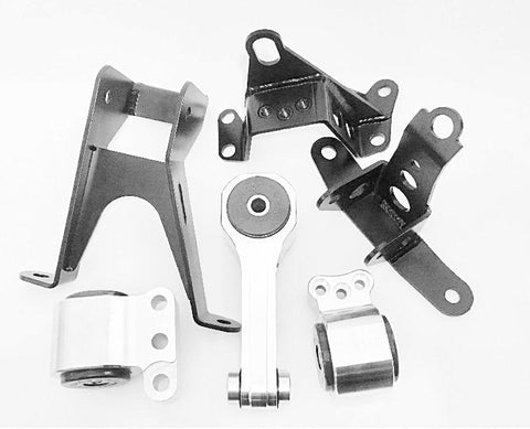Hasport Billet Engine Mount Kit 16-18 Civic Si 1.5L Turbo