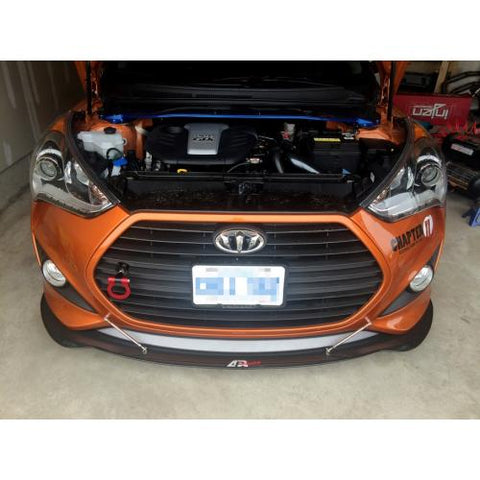 APR Performance Hyundai Veloster Front Wind Splitter 2013-UP