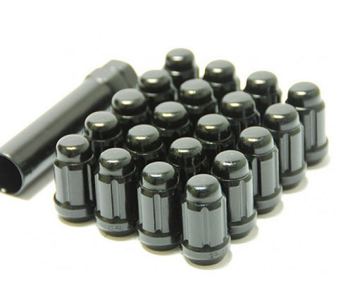 Muteki Lugnuts Short Closed End