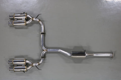 Spoon Sports Quad N1 Exhaust S2000 AP1 / AP2