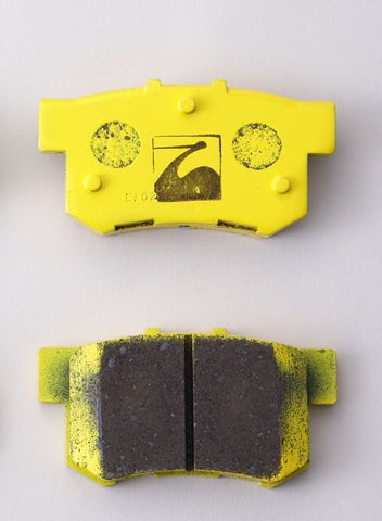 Spoon Sports Brake Pads - Rear