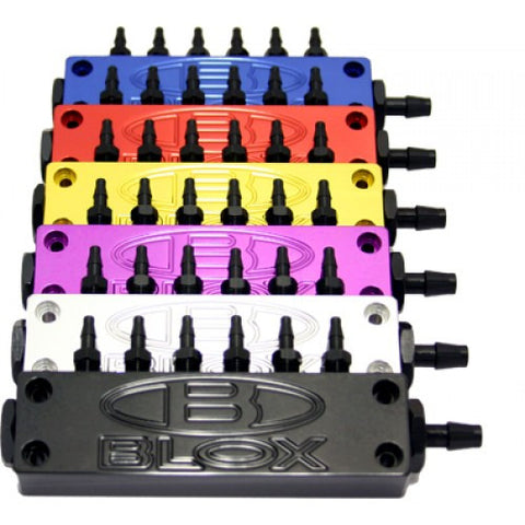 Blox Racing Surface-mount Vacuum Manifold Blocks