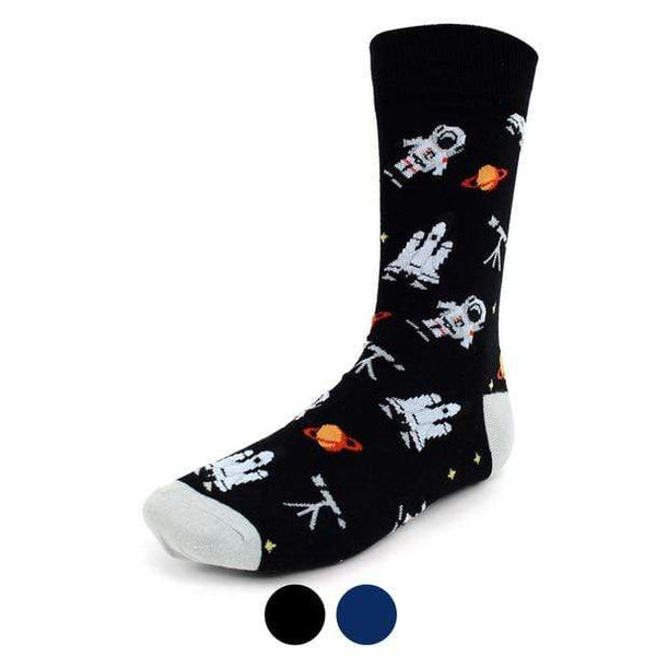 Astronaut Socks - Knotted Handcrafted Bowties