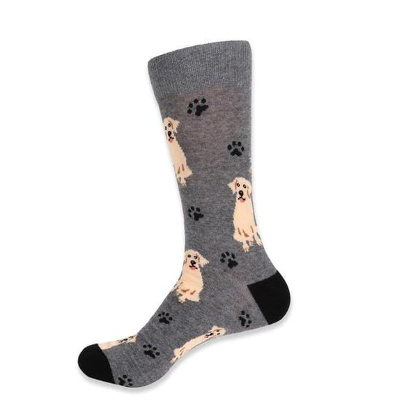 Retriever Socks - Knotted Handcrafted Bowties
