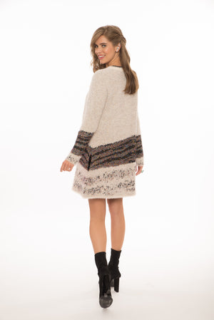 Emerson Glitz Cardigan Natural