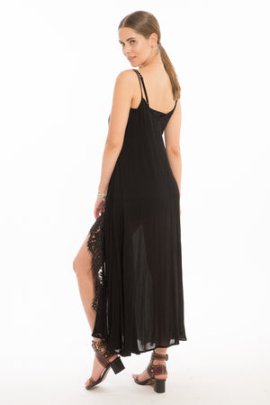Laura Slit Dress