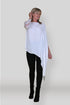 Cartha Poncho Top