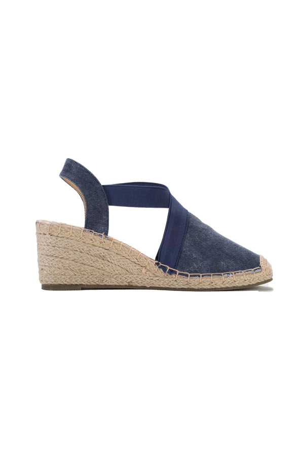 Betsy Linen Espadrille