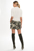 Revolution Short Skirt- Camo