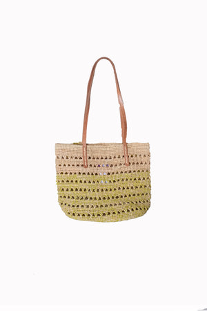 Hula Mini Straw Bag