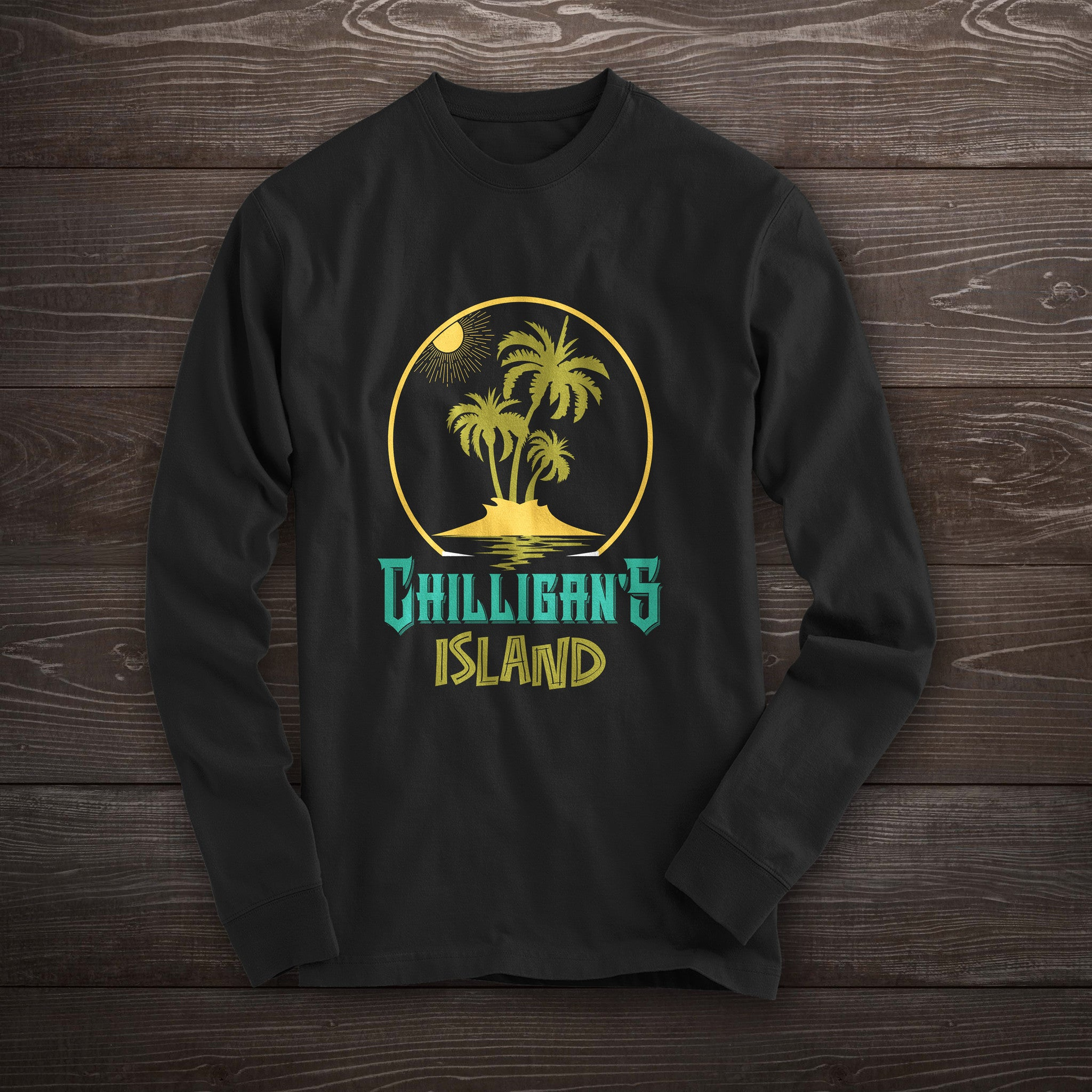Chilligan's Island - Long Sleeve