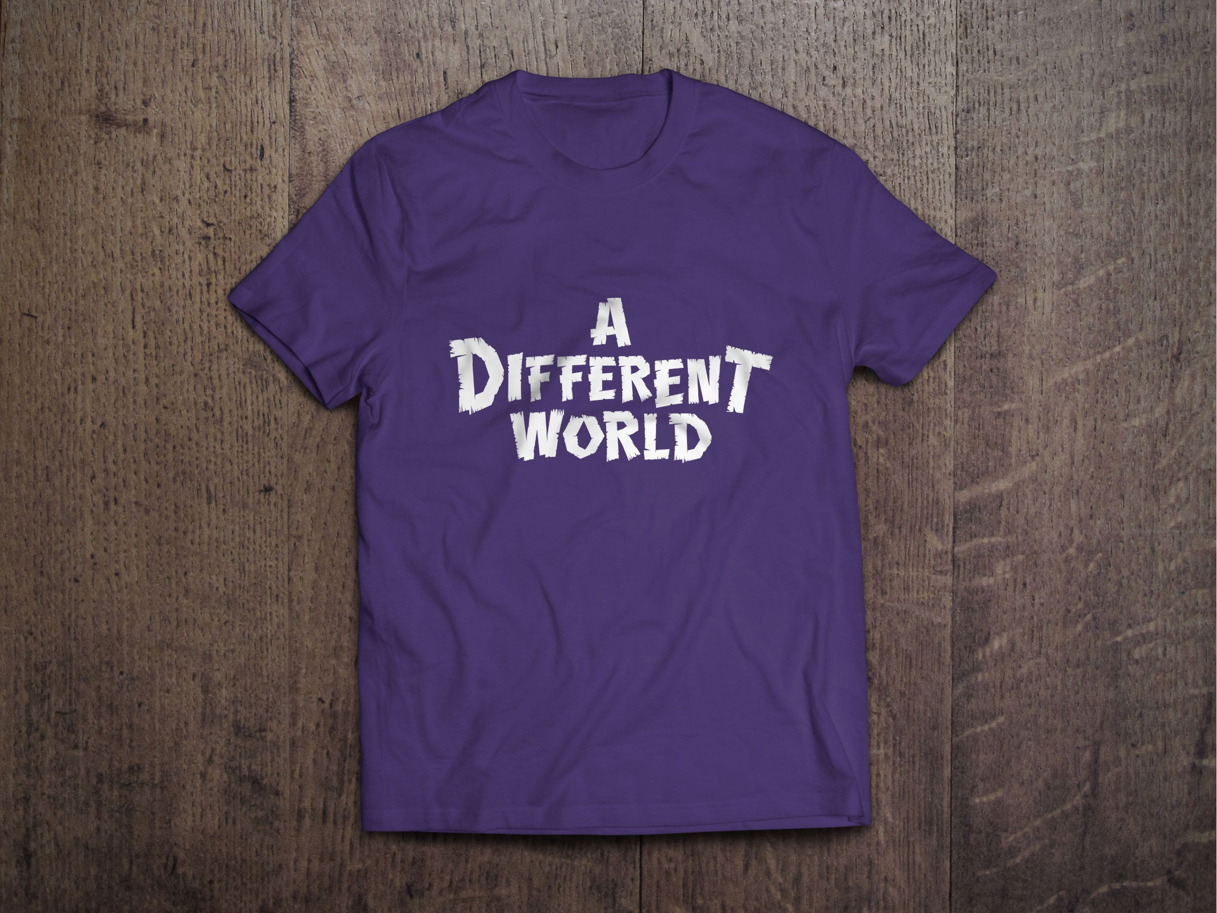 A Different World Tribute Tee - P