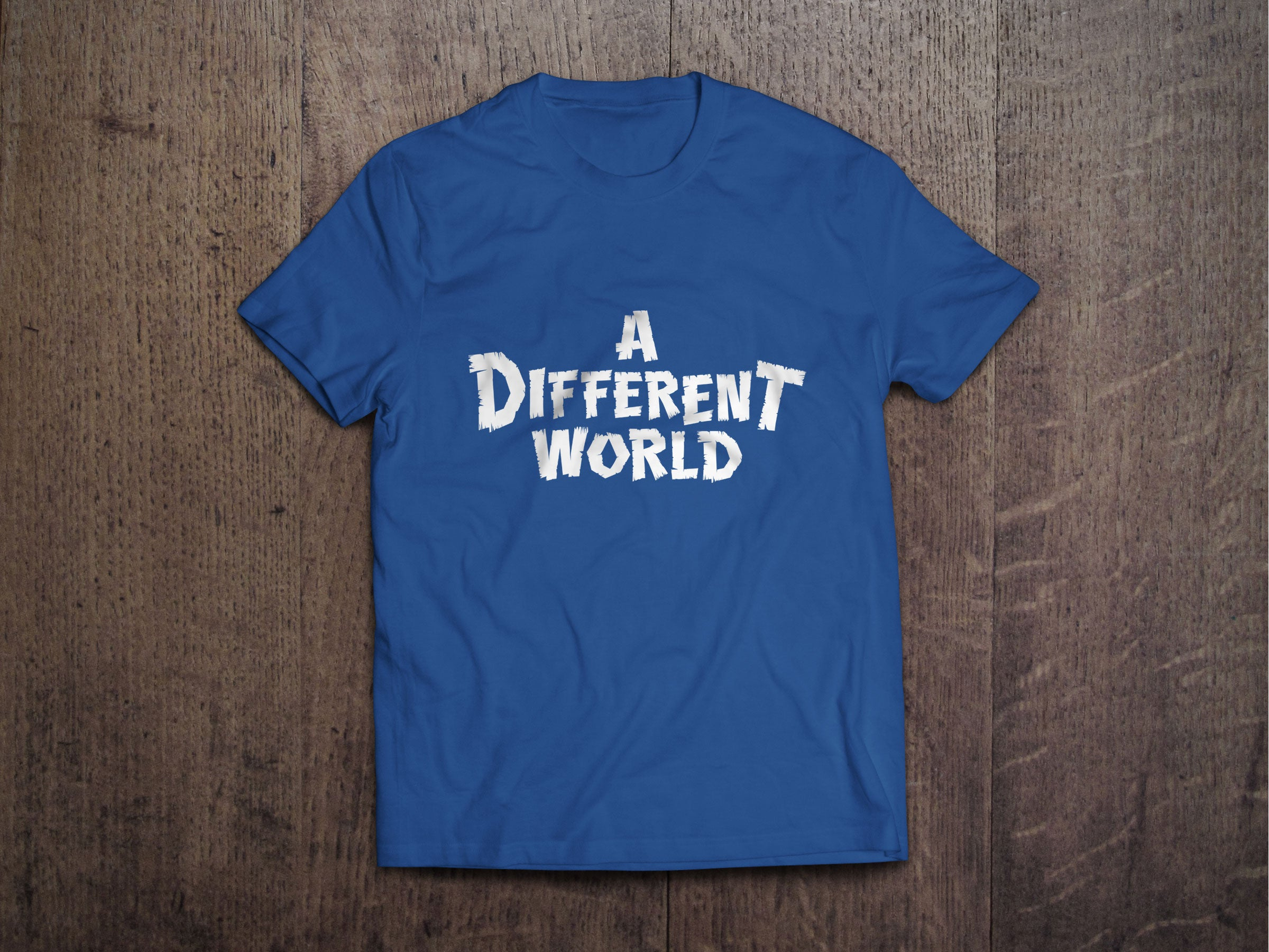 A Different World Tribute Tee - B