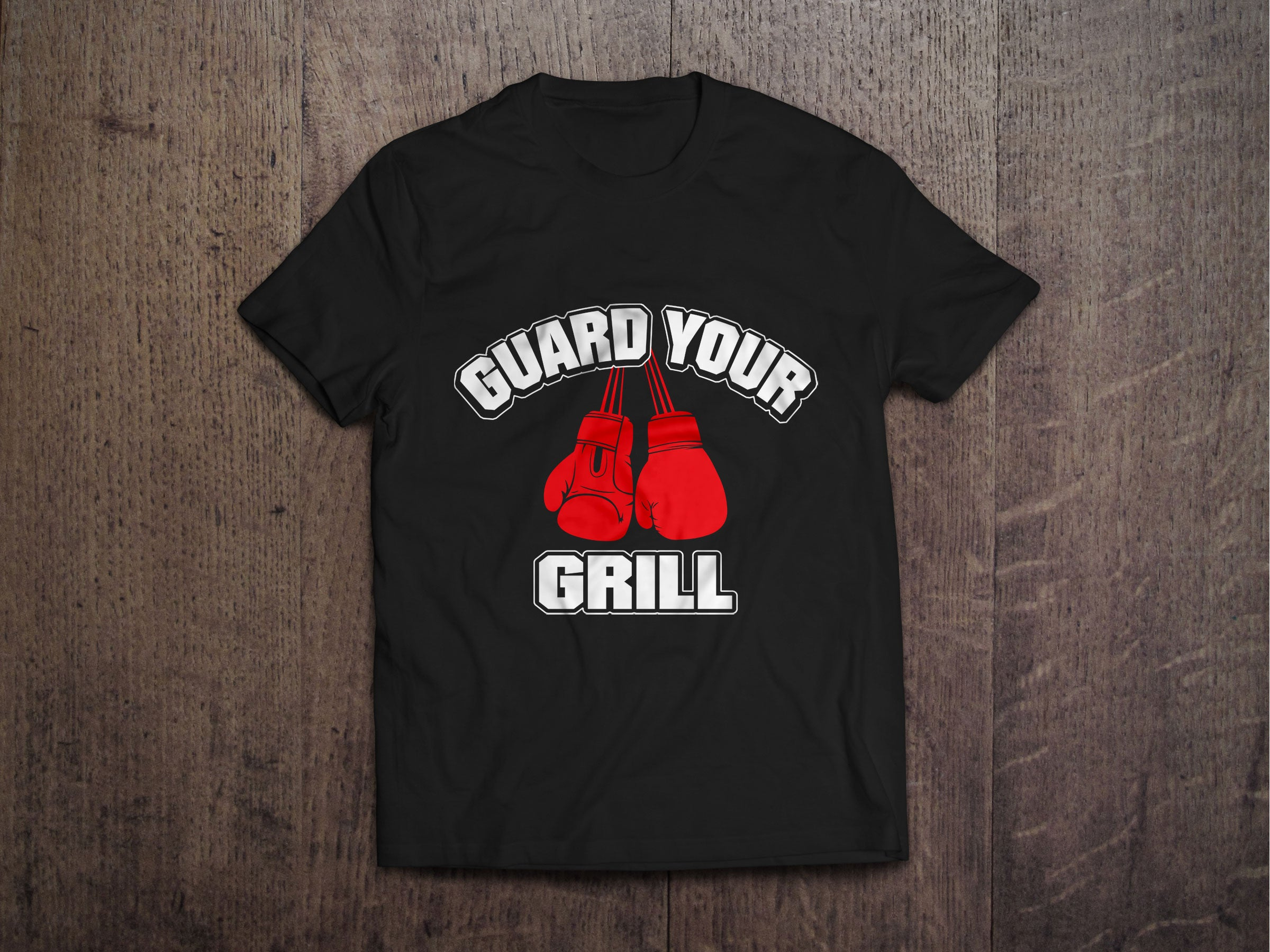 Guard Your Grill - Black