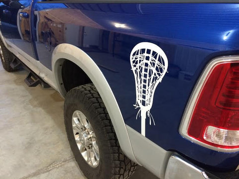 Large car decal