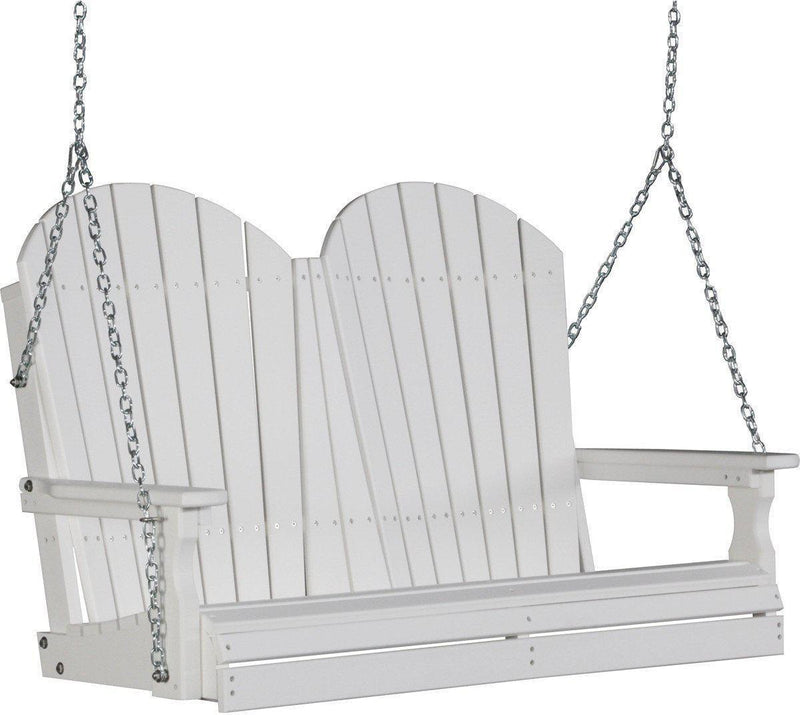 white porch swing lowes home depot walmart