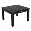highwood usa recycled plastic Adirondack / Deep Seating Side Table