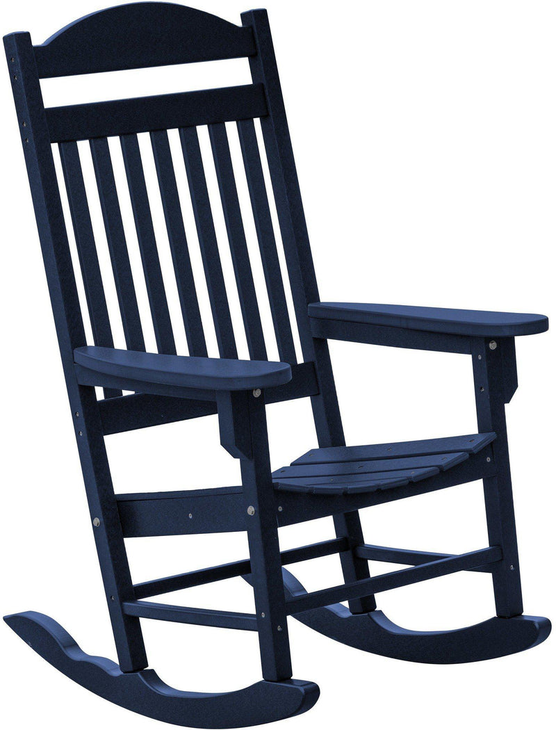Wildridge Outdoor Poly Heritage Traditional Rocking Chair