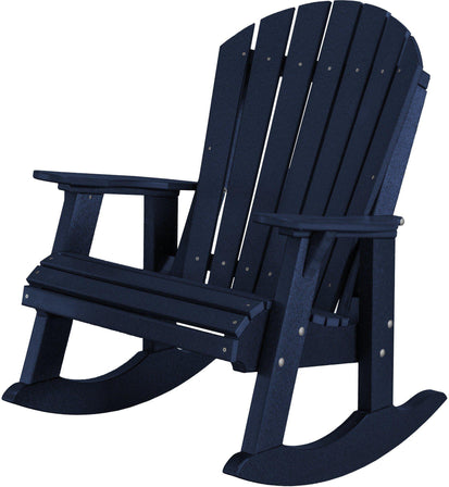 Brilliant Wildridge Outdoor Heritage High Fan Back Rocking Chair Ships In 10 14 Business Days Pabps2019 Chair Design Images Pabps2019Com