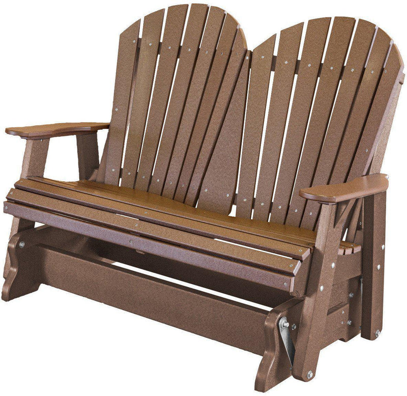 wildridge recycled plastic heritage glider rocking furniture - Gliding Rocking Chair