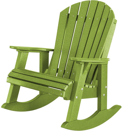 Swell Wildridge Outdoor Heritage High Fan Back Rocking Chair Ships In 10 14 Business Days Pabps2019 Chair Design Images Pabps2019Com