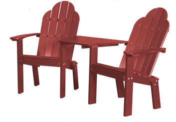 Charmant Wildridge Outdoor Recycled Plastic Classic Deck Chair Tete A Tete   Ships  In 10 14