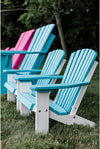 Wildridge Outdoor Recycled Plastic Children's Adirondack Chair   - Lead time to Ship 4 to 5 weeks