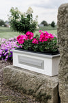 Wildridge Outdoor Recycled Plastic Heritage Window Box  - Large  - Lead time to Ship 6 TO 8 WEEKS