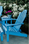 Wildridge Outdoor Recycled Plastic Classic Adirondack Chair  - Lead time to Ship 6 TO 8 WEEKS