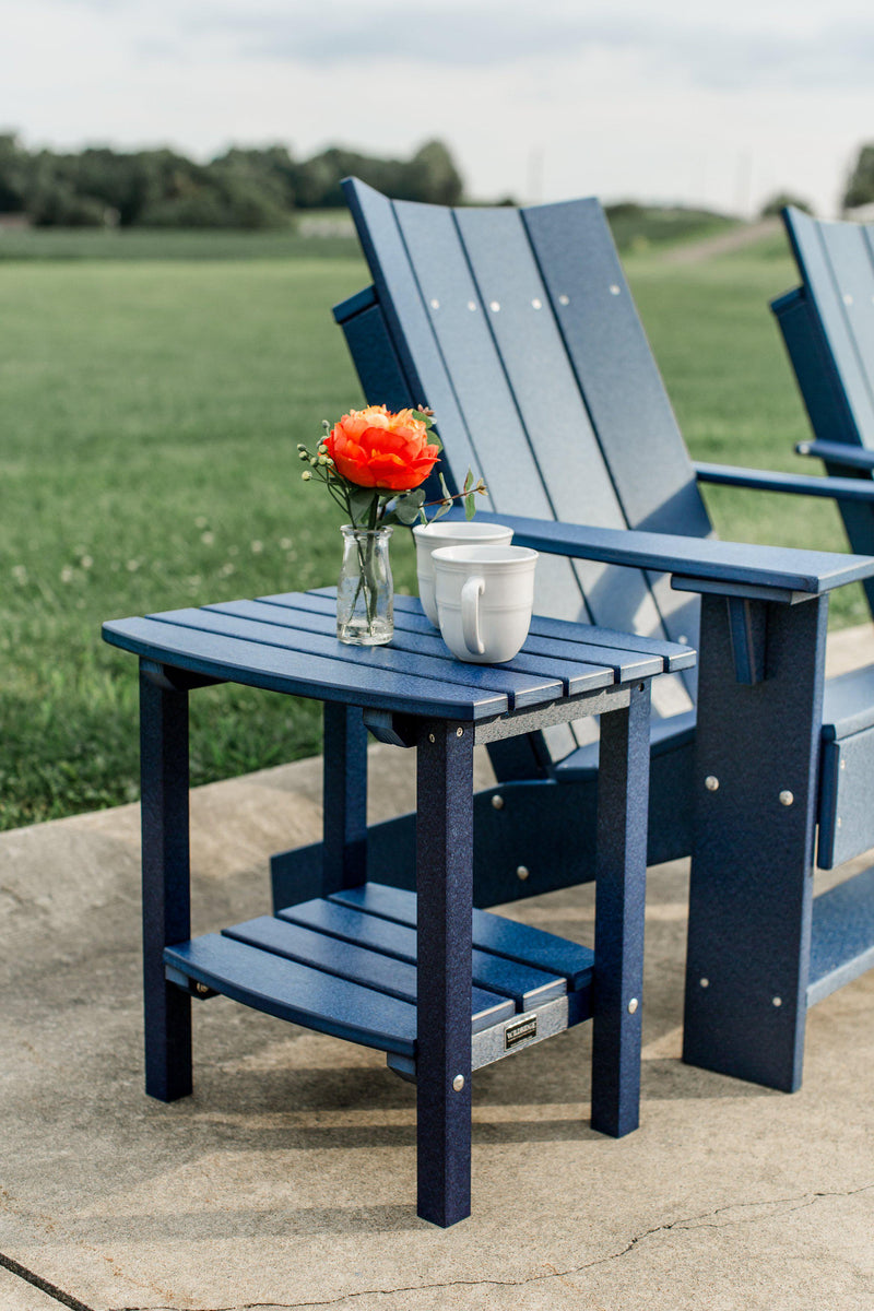 Wildridge Outdoor Recycled Plastic Lcc 222 Classic Side Table