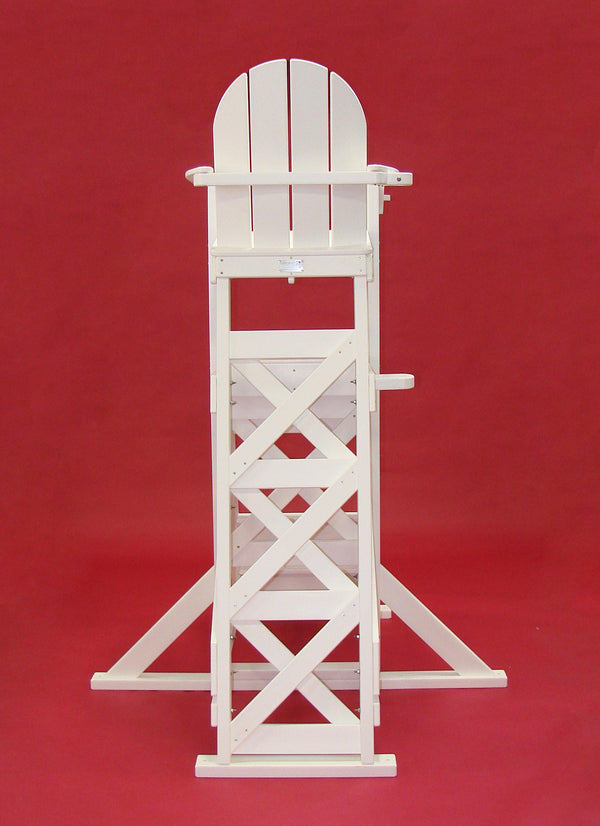 Tailwind 64 Quot Tall Lifeguard Chair Recycled Plastic