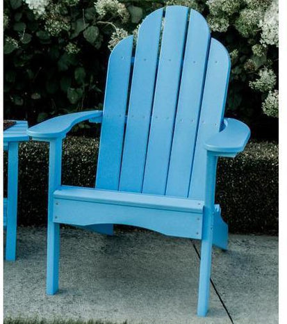 Pleasant Wildridge Outdoor Recycled Plastic Classic Adirondack Chair Ships In 10 14 Business Days Andrewgaddart Wooden Chair Designs For Living Room Andrewgaddartcom
