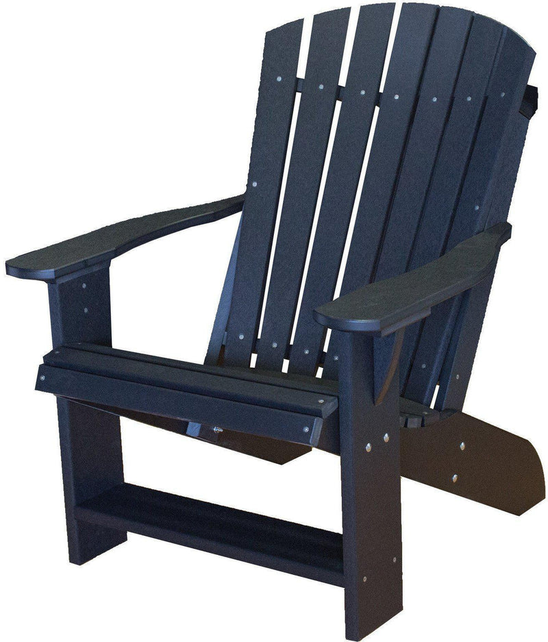Wildridge Outdoor Poly Heritage Adirondack Chair Rocking