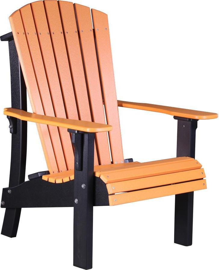Luxcraft Upright Adirondack Chair With Elevated Seat Height