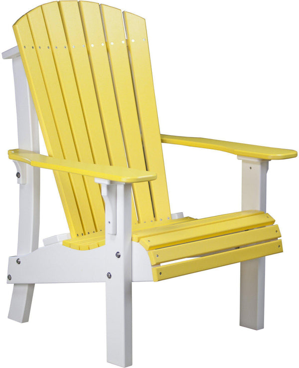 Luxcraft Senior Height Adirondack Chair