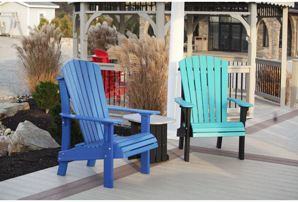 Luxcraft Adirondack Chair Senior Height Rocking Furniture