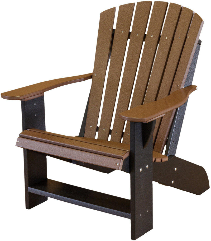 wildridge lcc114 recycled plastic heritage adirondack chair rocking furniture