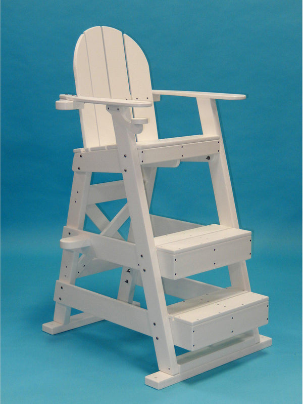 Tailwind Furniture Recycled Plastic Lifeguard Chair Lg