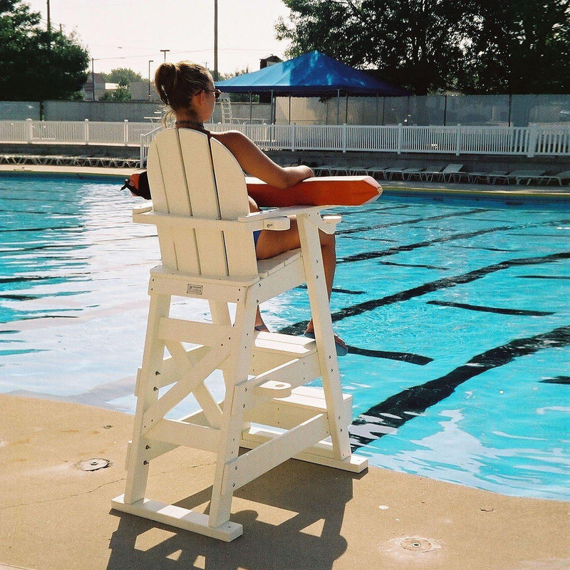 Tailwind Furniture Recycled Plastic Lifeguard Chair   LG 510   Rocking  Furniture