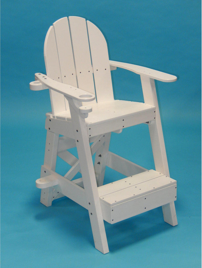 Tailwind Recycled Plastic Small Lifeguard Chair  LG 505   Rocking Furniture