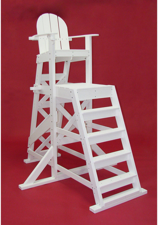 Tailwind Tlg535 Tall Lifeguard Chair With Front Ladder