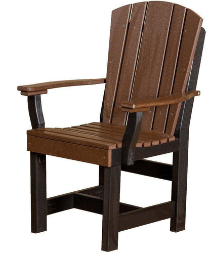 Wildridge Recycled Plastic Heritage 44 X94 Table With 8 Dining Chairs Ships In 10 14 Business Days