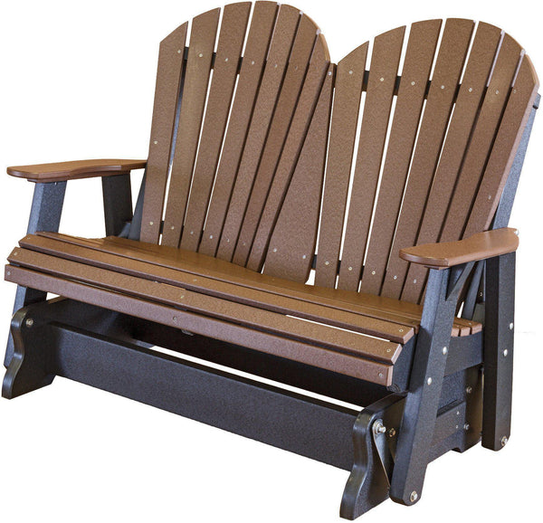 Wildridge Outdoor Adirondack 4 5 Double Glider Chair