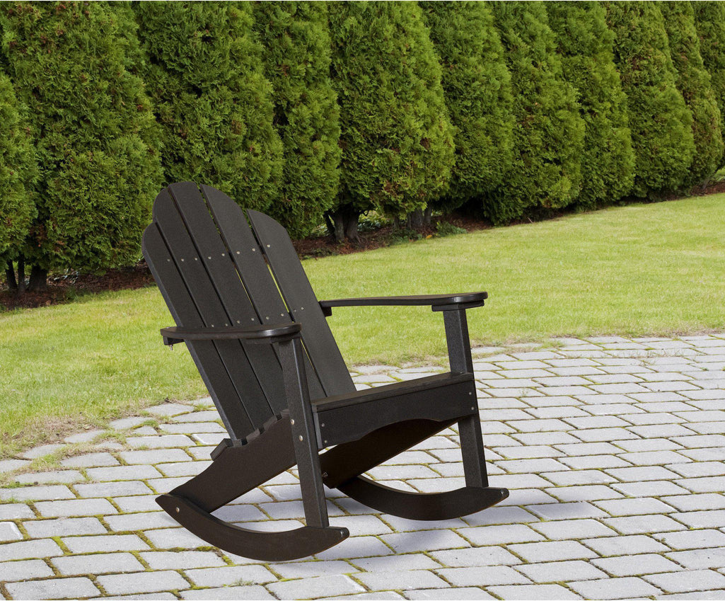 Wildridge Outdoor Adirondack Rocking Chair Rocking Furniture