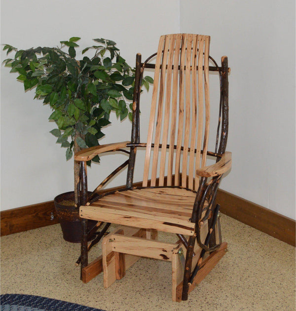 A Amp L Furniture Co Hickory Glider Rocker Rocking Furniture