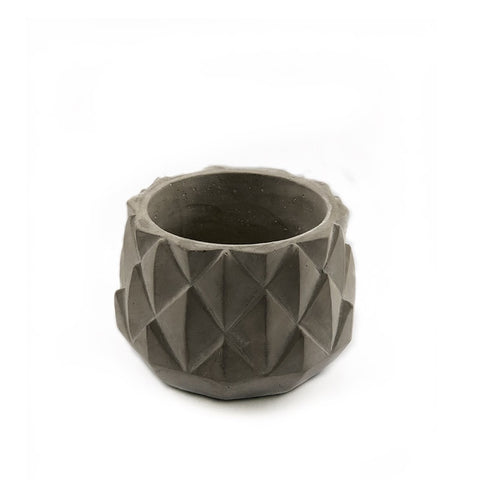 Aoki Small Cement Planter